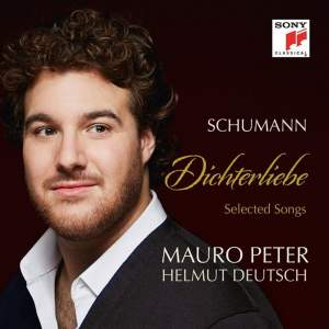 Schumann: Dichterliebe & Selected Songs Product Image