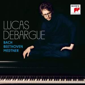 Bach, Beethoven & Medtner: Lucas Debargue Product Image