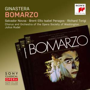 Ginastera: Bomarzo, Op. 34 Product Image