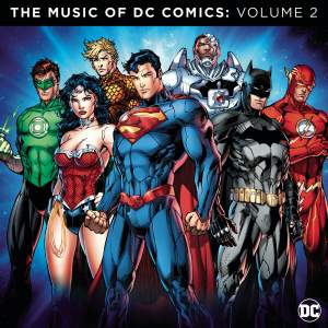 The Music of DC Comics: Volume 2 (OST)