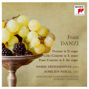 Danzi: Overture, Cello & Piano Concerto