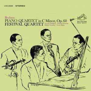 Brahms: Piano Quartet No. 3 in C Minor, Op. 60