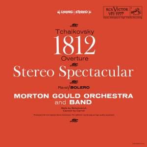 "Tchaikovsky: Ouverture solennelle ""1812"", Op. 49 - Ravel: Boléro, M. 81"