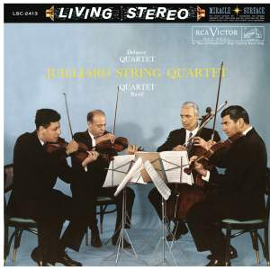 Debussy: String Quartet in G Minor, Op. 10, L. 85 - Ravel: String Quartet in F Major, M. 35