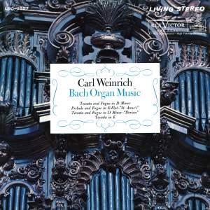 Bach Organ Music