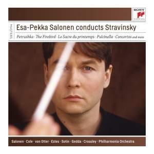 Esa-Pekka Salonen conducts Stravinsky Product Image