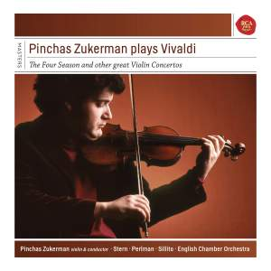 Pinchas Zukerman plays Vivaldi