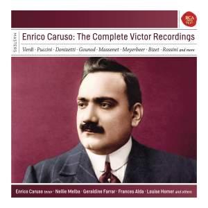 Enrico Caruso: The Complete Victor Recordings