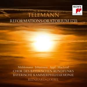 Telemann: Reformations-Oratorium 1755, TWV 13:18