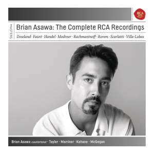 Brian Asawa: The Complete RCA Recordings