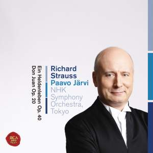 Paavo Järvi conducts Richard Strauss