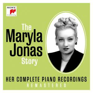 The Maryla Jonas Story - Her Complete Piano Recordings