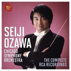 Seiji Ozawa: The Complete RCA Recordings