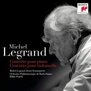 Legrand: Concerto Pour Piano & Concerto Pour Violoncelle