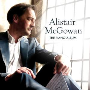 Alistair McGowan - The Piano Album Product Image