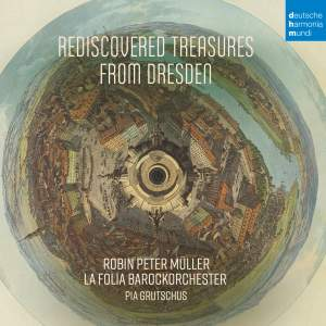 Rediscovered Treasures from Dresden Product Image