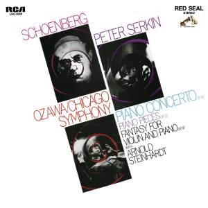Schoenberg: Piano Concerto, 5 Piano Pieces, & Phantasy, Op. 47