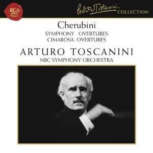 Cherubini: Symphony in D Major & Overtures - Cimarosa: Overtures