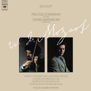 Mozart:Concerto No. 2 in D Major for Violin and Orchestra, K. 211 & Other Works (Remastered)