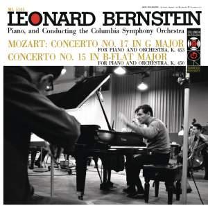 Mozart: Piano Concertos Nos. 15 & 17 (Remastered)