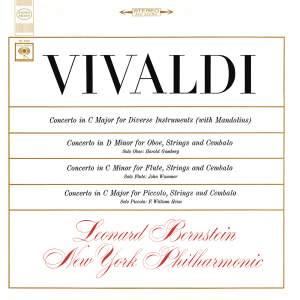 Leonard Bernstein Conducts Vivaldi (Remastered)