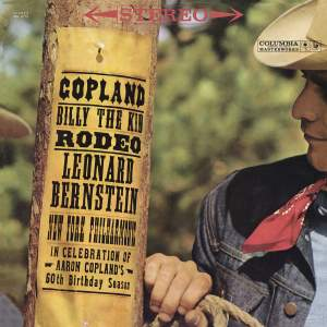 Copland: Rodeo & Billy the Kid (Remastered)