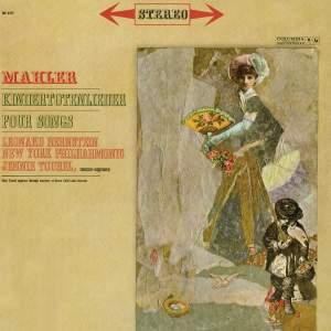 Mahler: Kindertotenlieder & 3 Rückert Lieder (Remastered)