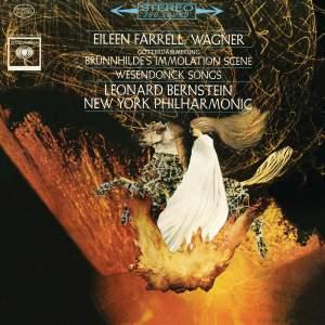 Wagner: Brünhilde's Immolation Scene (From 'Götterdämmerung) & Wesendonck-Lieder (Remastered)