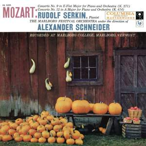 Mozart: Piano Concerto No. 9 in E-Flat Major, K. 271 & Piano Concerto No. 12 in A Major, K. 414