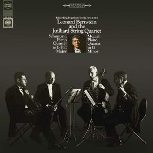 Schumann: Piano Quintet in E-Flat Major, Op. 44 - Mozart: Piano Quartet No. 1 in G Minor, K. 478 (Remastered)
