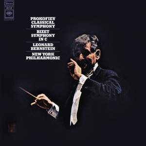 Prokofiev: Symphony No. 1 in D Major, Op. 25 - Bizet: Symphony in C Major (Remastered)