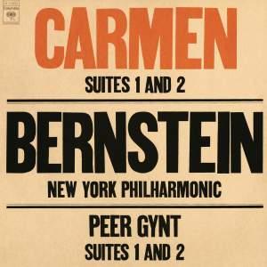 Bizet: Carmen Suites Nos. 1 & 2 - Grieg: Peer Gynt Suites Nos. 1 & 2