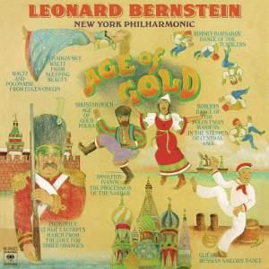 Leonard Bernstein - Age of Gold (Remastered)