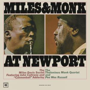 Miles and Monk at Newport (Mono Version)