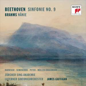 Beethoven: Symphony No. 9 & Brahms: Nänie Product Image
