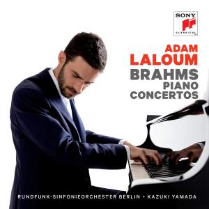 Brahms: Piano Concertos Nos. 1 & 2 Product Image