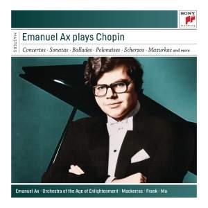 Emanuel Ax Plays Chopin