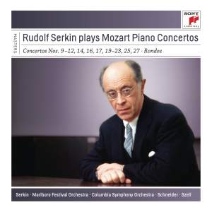 Rudolf Serkin Plays Mozart Concertos