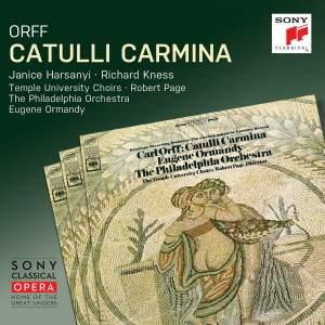 Orff: Catulli Carmina