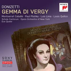 Donizetti: Gemma Di Vergy