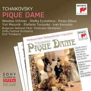 Tchaikovsky: Pique Dame Product Image