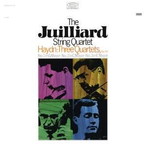 Haydn: Three Quartets, Op. 54 (Remastered)