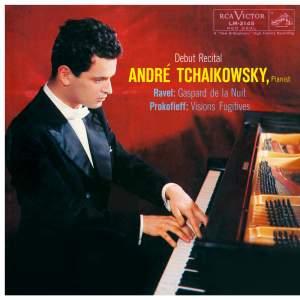 Ravel: Gaspard de la Nuit, M. 55 & Prokofiev: Visions fugitives, Op. 22
