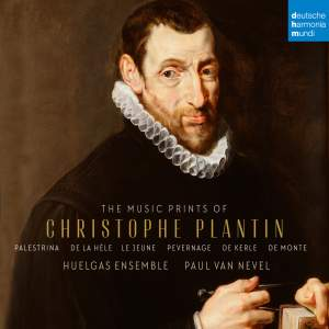 The Music Prints of Christophe Plantin Product Image