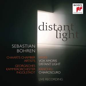 Distant Light - Vasks: Vox Amoris, Distant Light & Kancheli: Chiaroscuro