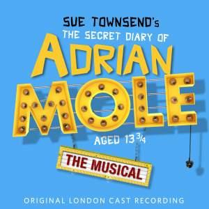 The Secret Diary of Adrian Mole Aged 13 3/4 - The Musical (Original London Cast Recording)
