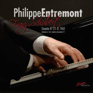 Schubert: Piano Sonata No. 21, D. 960