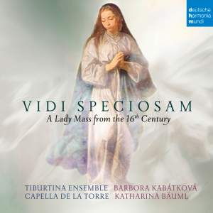 Vidi Speciosam - A Lady Mass from the 16th Century Product Image