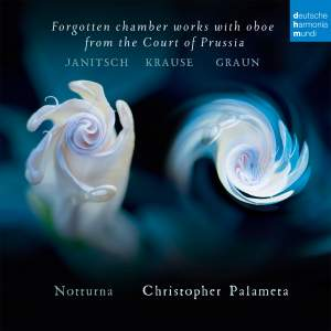Forgotten Chamber Works with Oboe from the Court of Prussia Product Image
