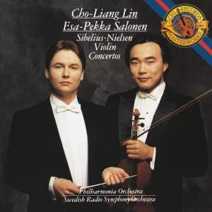 Sibelius & Nielsen: Violin Concertos